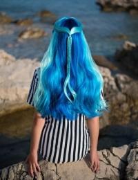 Futuristic braids